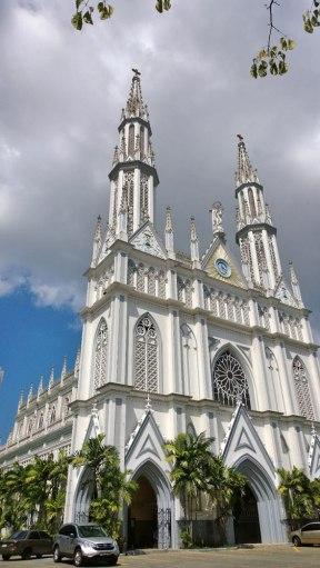 Iglesia La Merced - Panama City