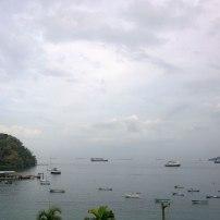 Vue - Isla Taboga