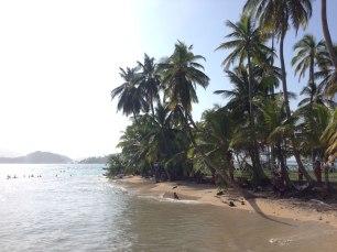 Plage - Isla Grande