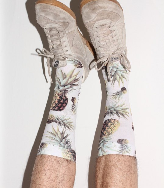 Chaussettes ananas - Etsy
