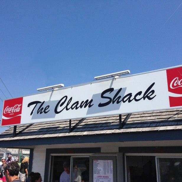 Le fameux Clam Shack de Kennebunk Port