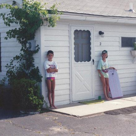 Mon frère et moi - OOB 1992
