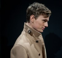 Todd Snyder's FW2015 show