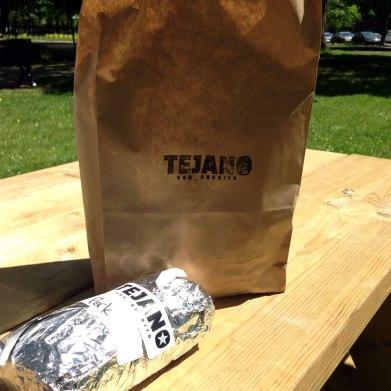 Lunch bag - Tejano BBQ Burrito