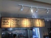 Menu - Tejano BBQ Burrito