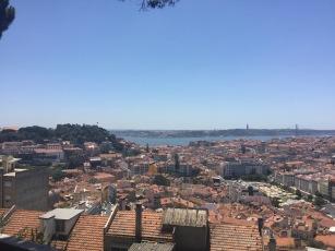 Panorama depuis Miradouro da Senhora do Monte