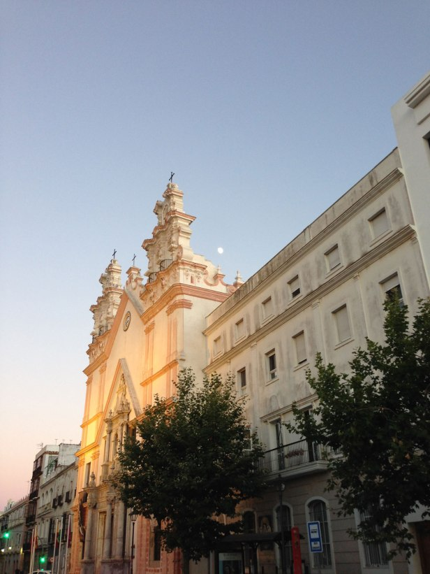 Église - Cadix