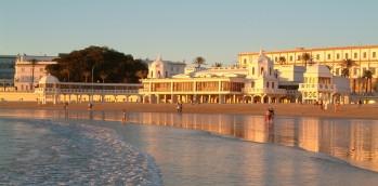 Playa de la Caleta - Cadiz