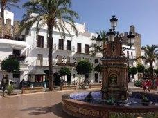 Plaza de Espana - Vejer de la Frontera