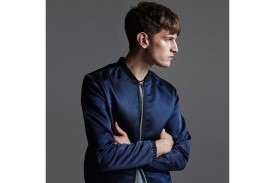 Bomber Jacket en satin - H&M