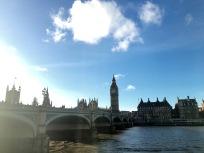 Big Ben + Tamise